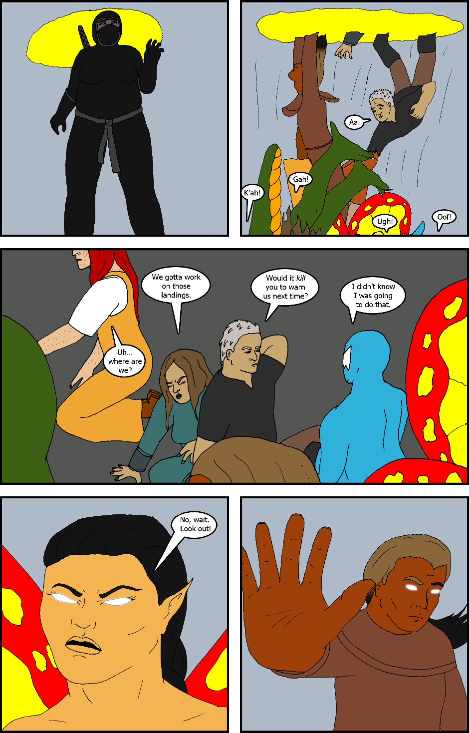 Issue 4: Coming Home - Page 7
