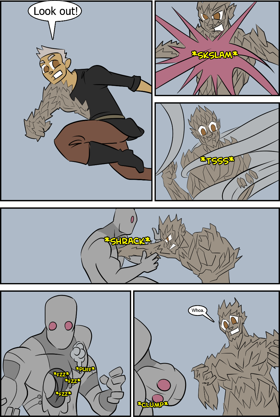 Issue 4: Coming Home - Page 9