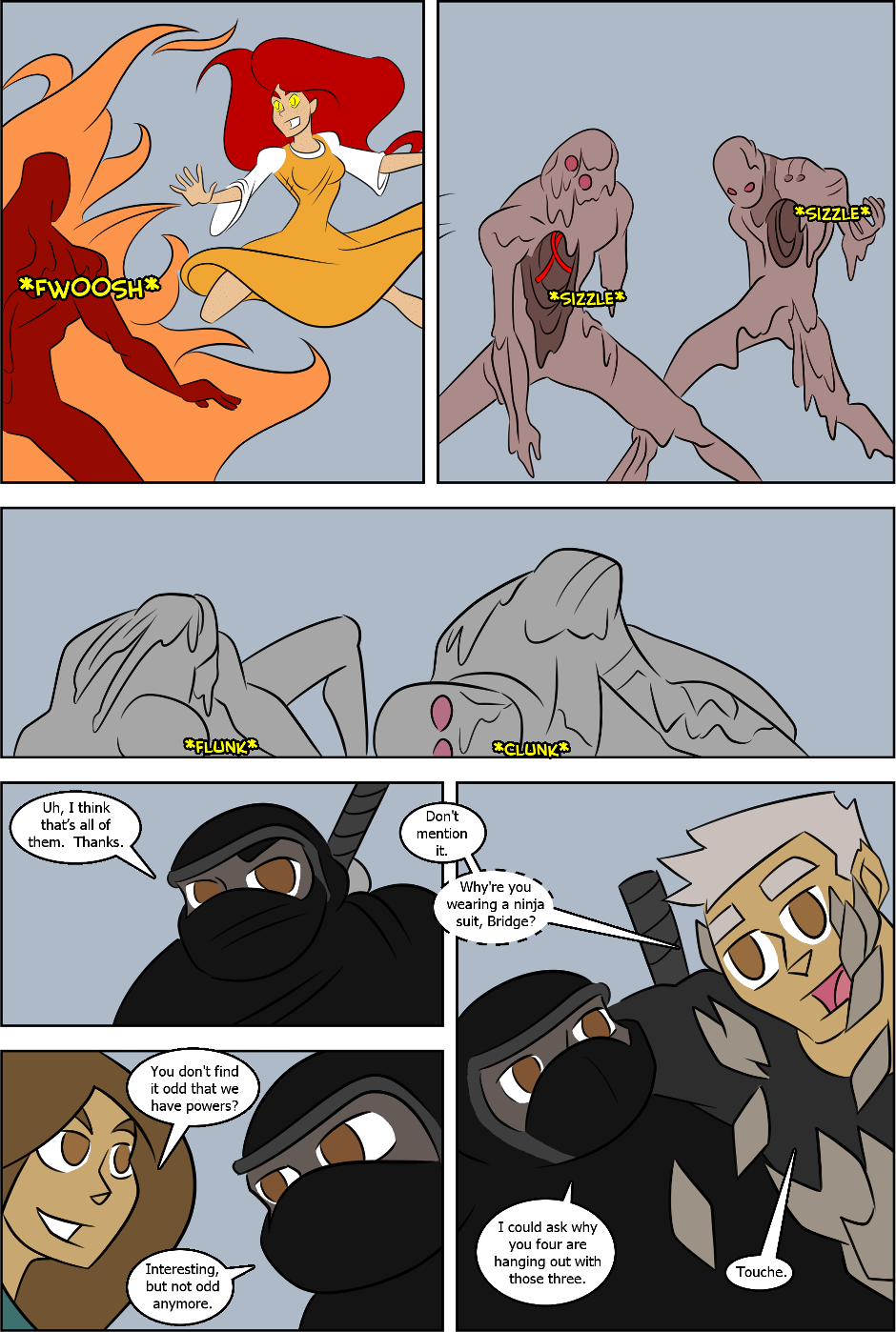 Issue 4: Coming Home - Page 11