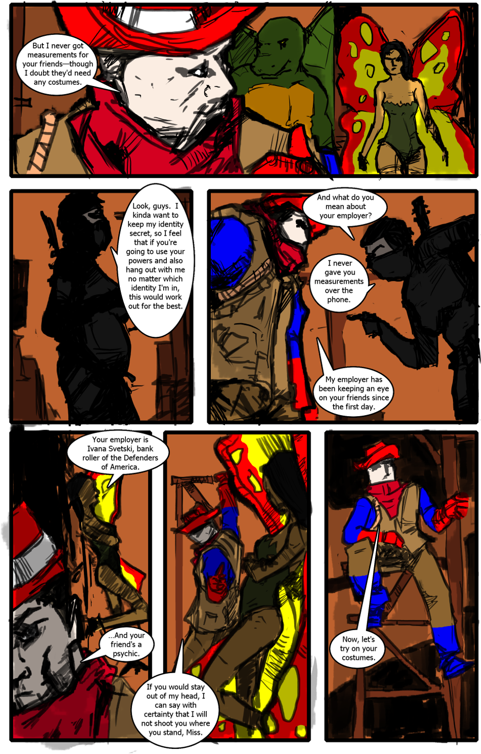 Issue 5: Superheroes - Page 5