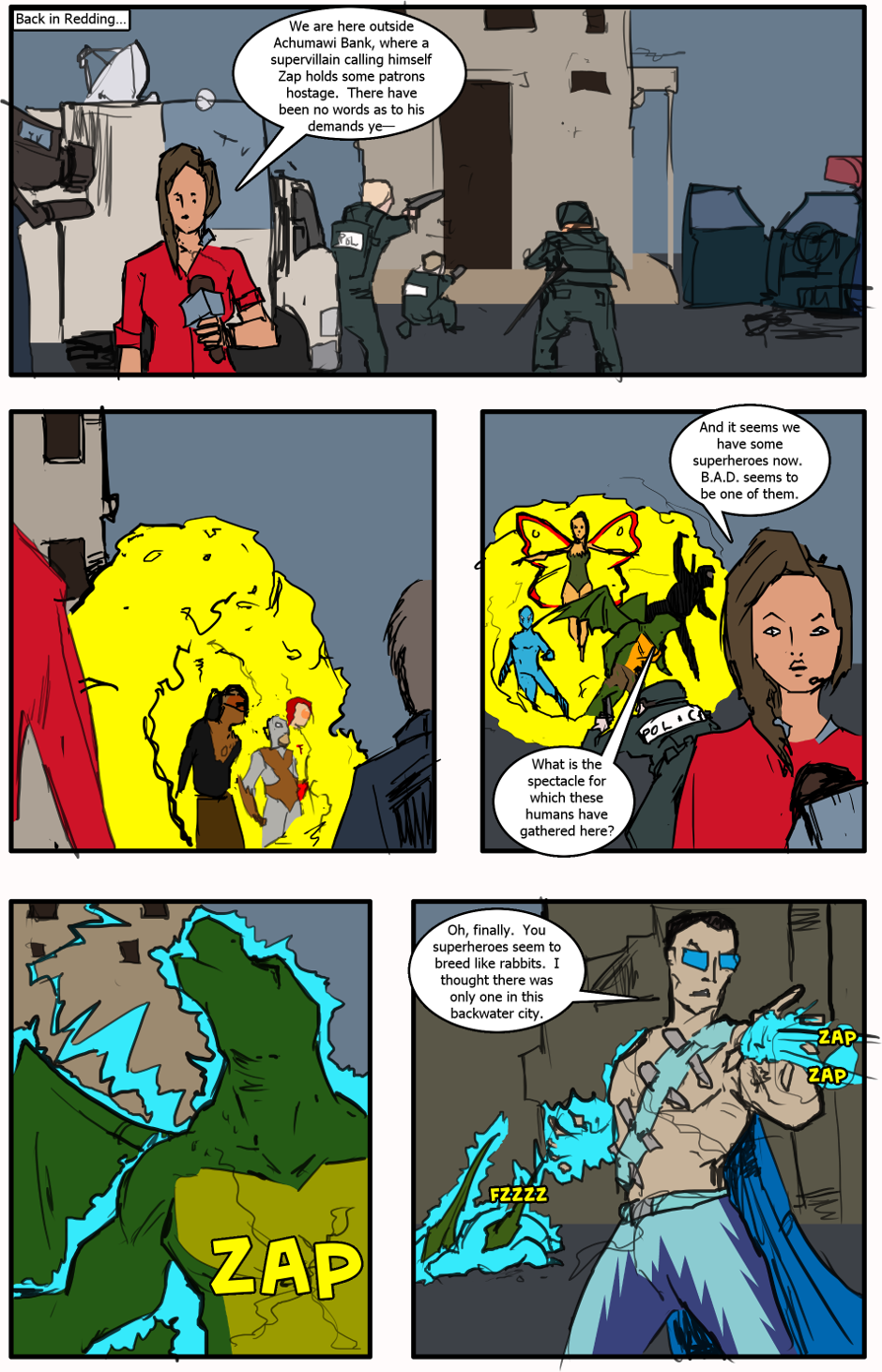 Issue 5: Superheroes - Page 6