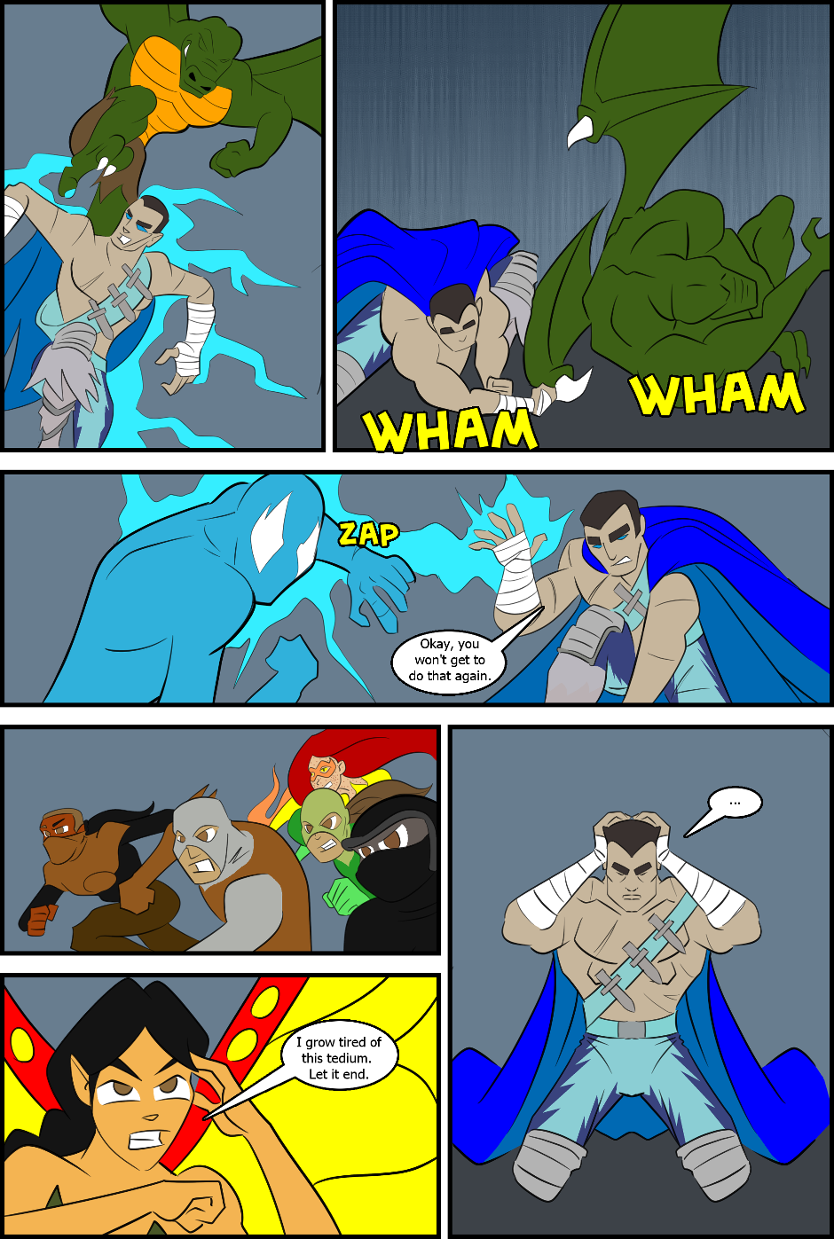 Issue 5: Superheroes - Page 11