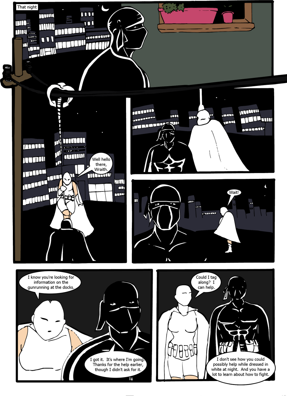 Issue 3: All is Revealed - Page 6