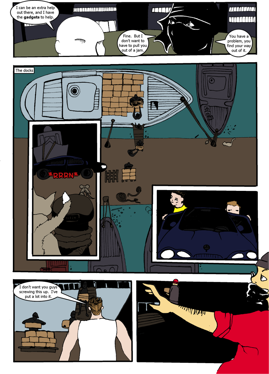 Issue 3: All is Revealed - Page 7