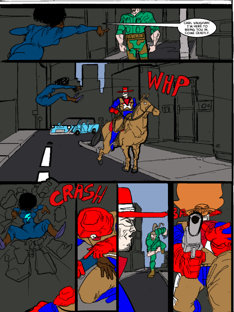 Issue 1: The First Mission - Page 7