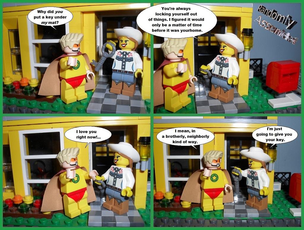 #1274-Brotherly neighbor