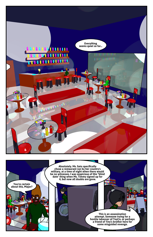 BETTINA and Mizuki, Page 1 bySnuffysam