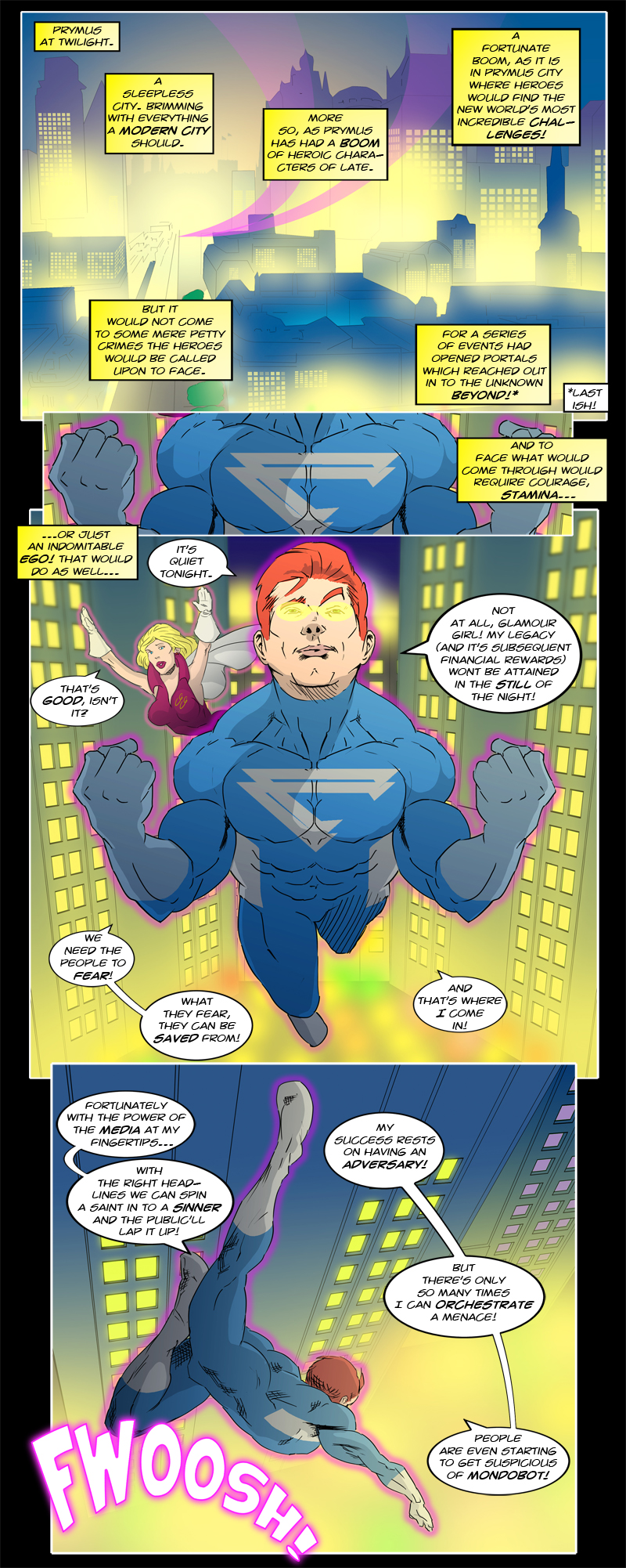 Issue #7 - Page 1