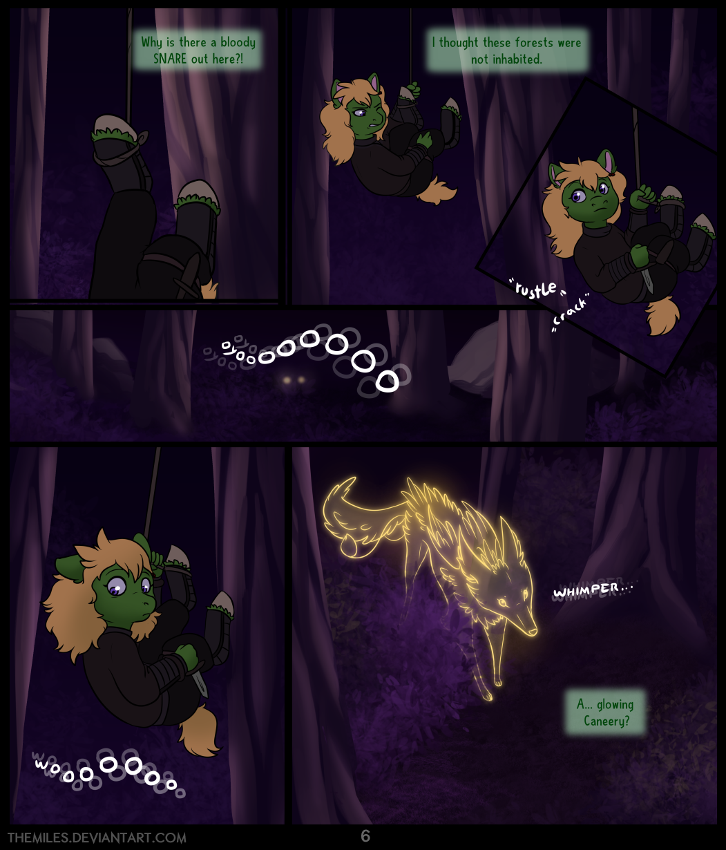 Tales of Aer - Second Tale, Page 6