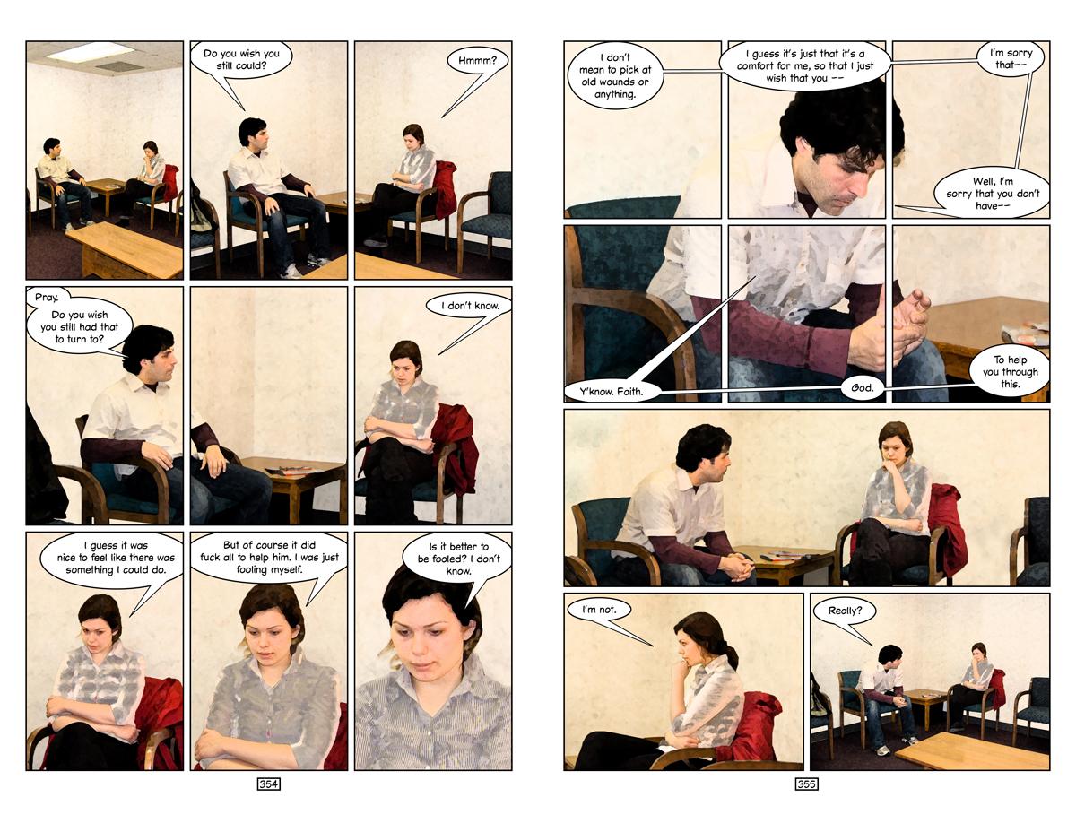 Happenstance pp354-355