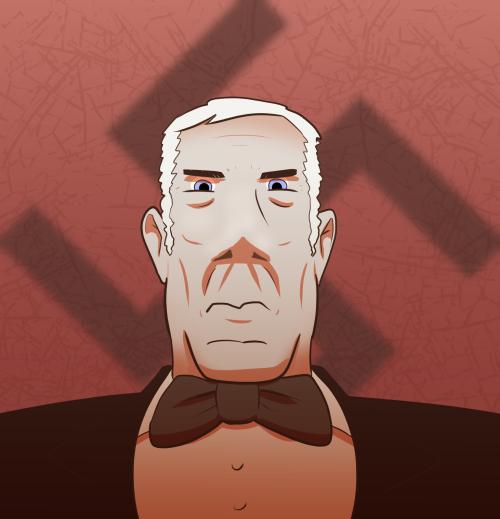 Dr. Magnus Ytterbium (by lirvilas)