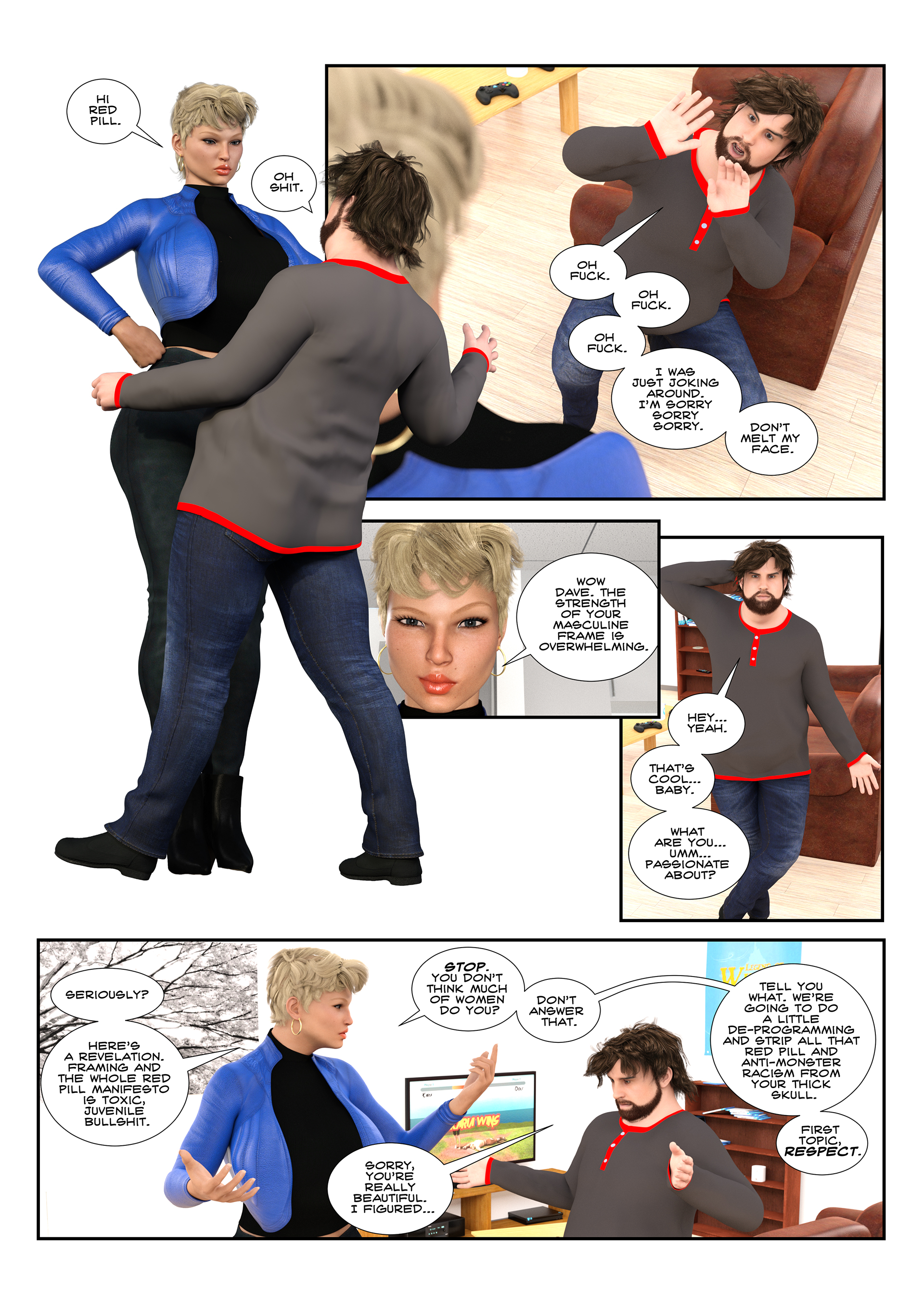 Unit-M - Issue 0.2 - Page 8