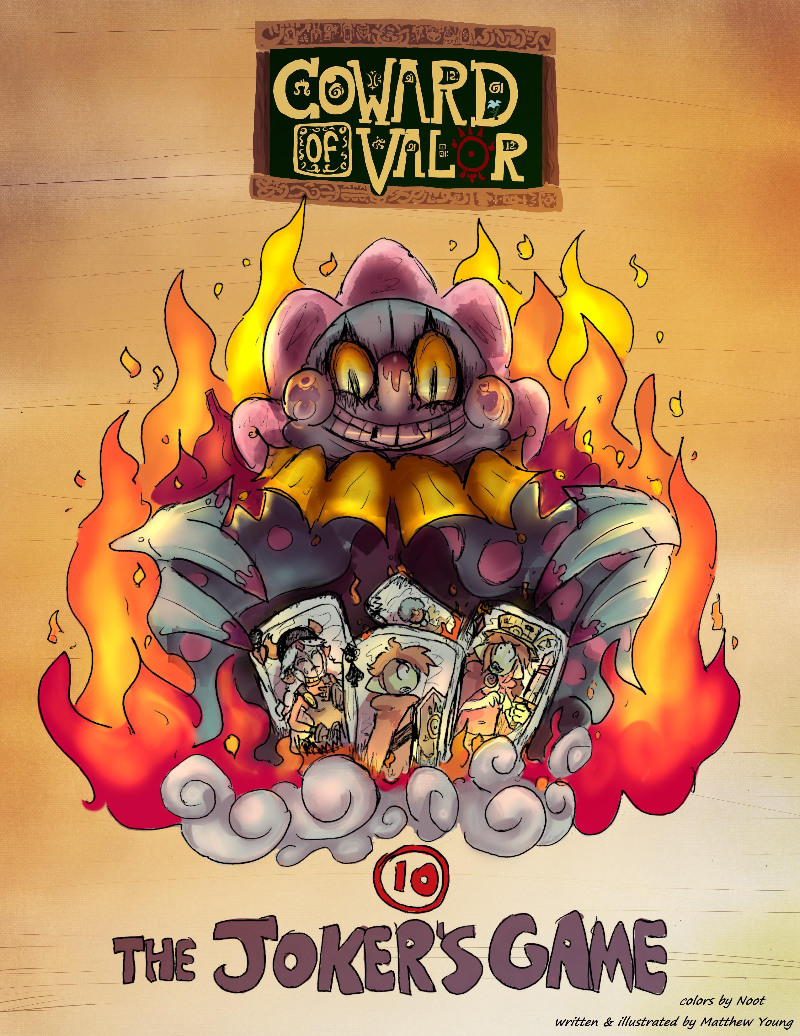 COV10 Cover Page
