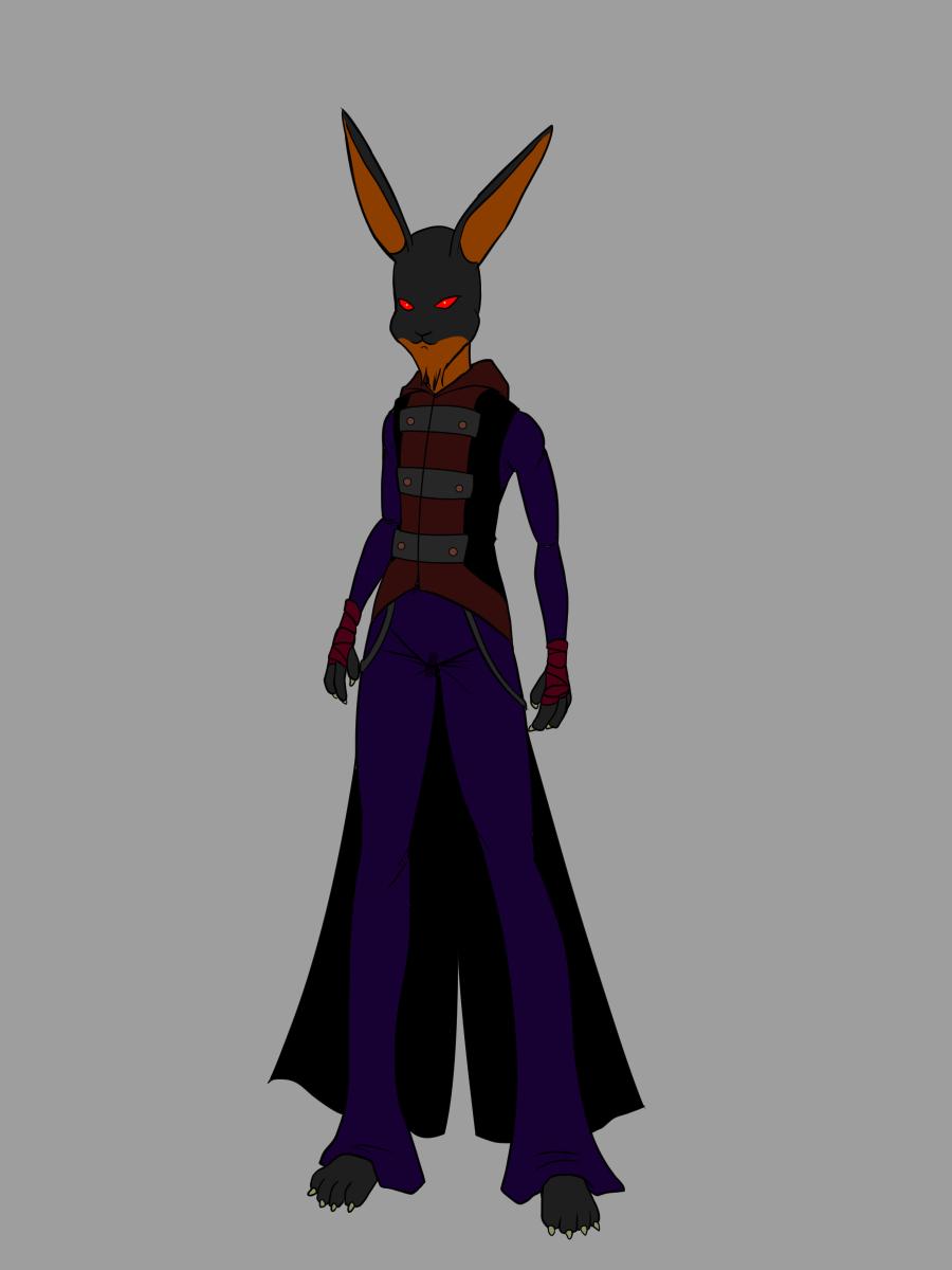 Dumped Design: Black Magic Rabbit - Mindfreak