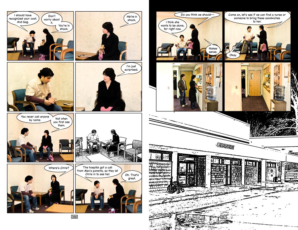 Happenstance pp366-367