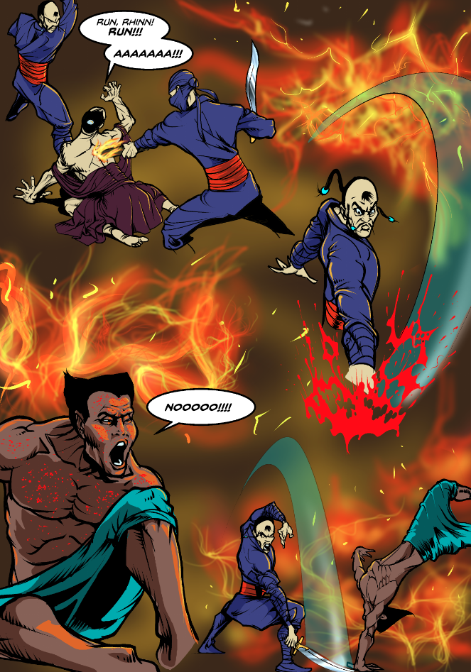 Prince of the Astral Kingdom Chapter 1 pg 77