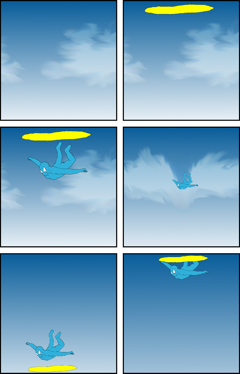 Issue 6: Two Blues - Page 3