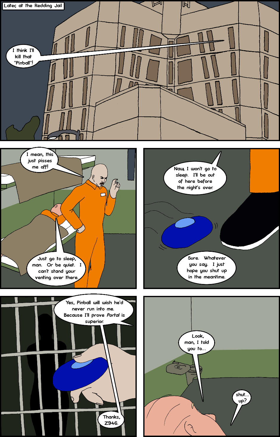 Issue 6: Two Blues - Page 14