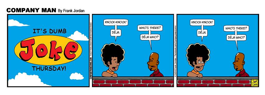 It's #DumbJokeThursday! 3/7/19