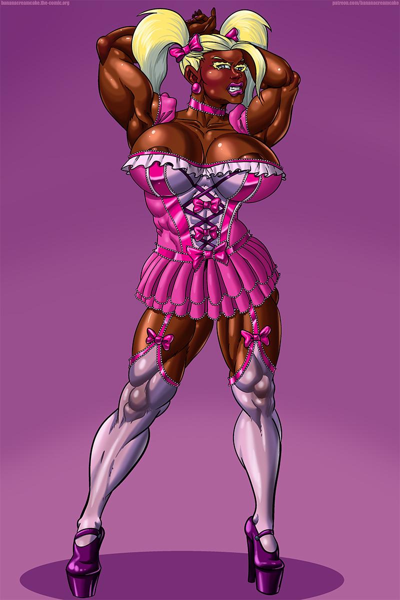 Bonus: Inara Girly Dress Commission