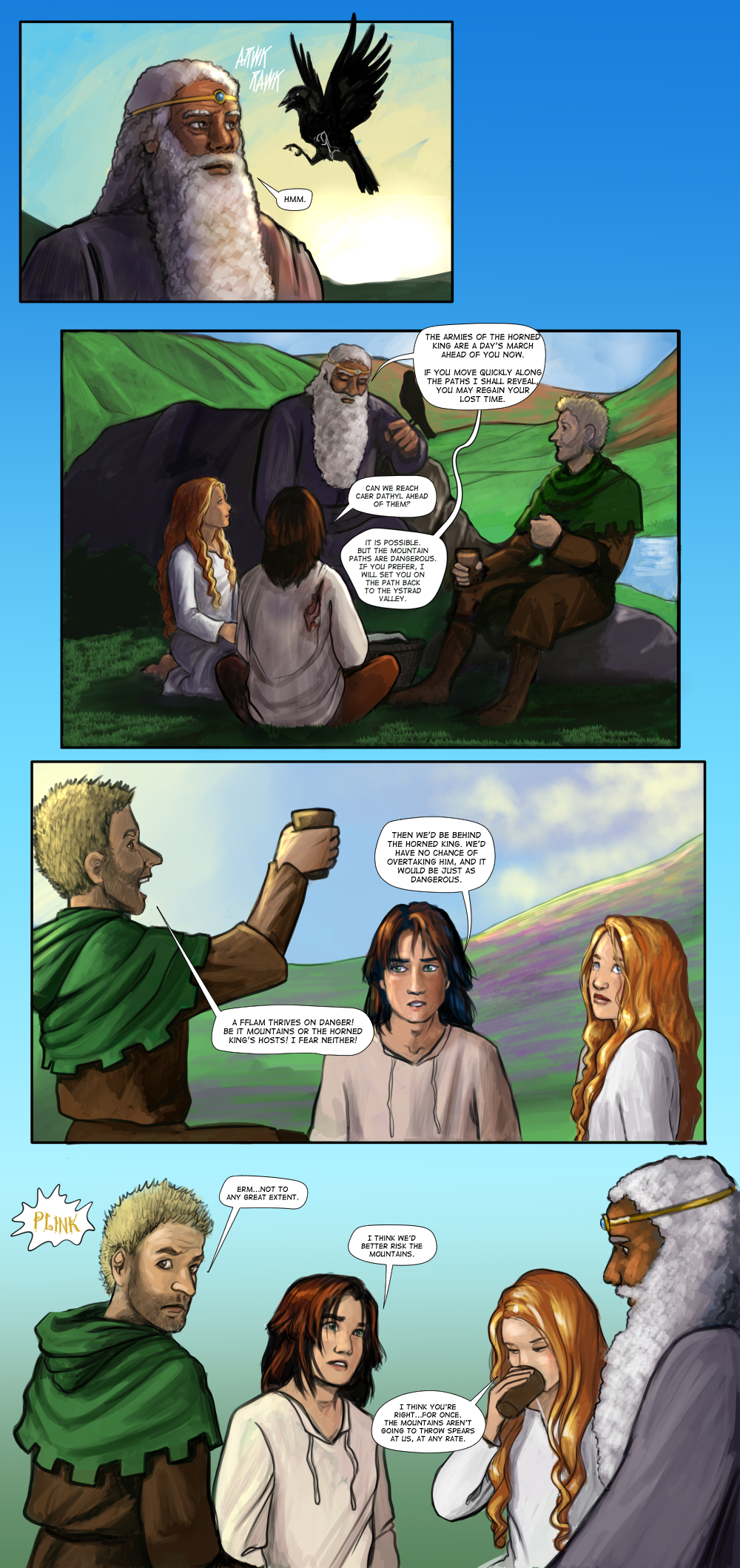 chapter Fourteen page three