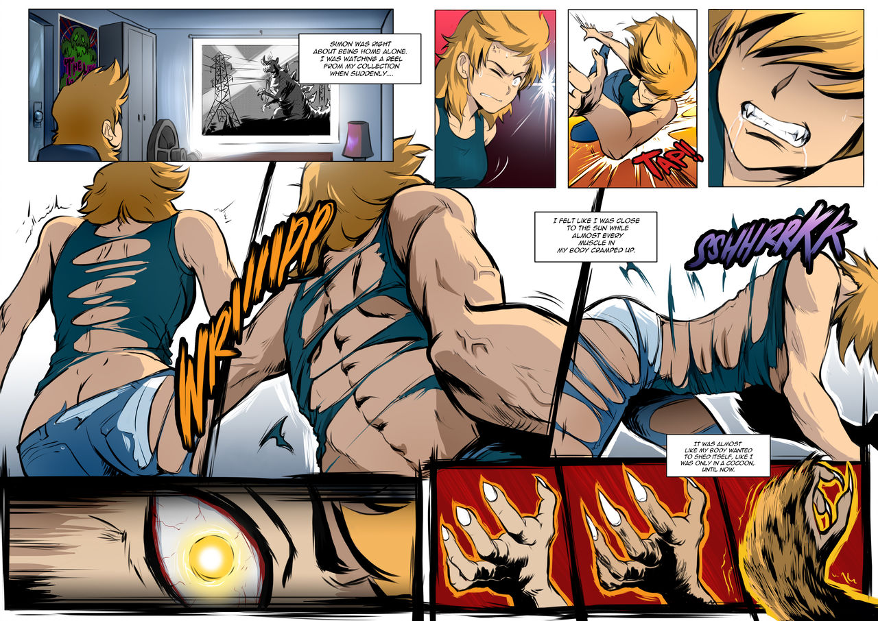 Chapter 2 Page 15a+15b