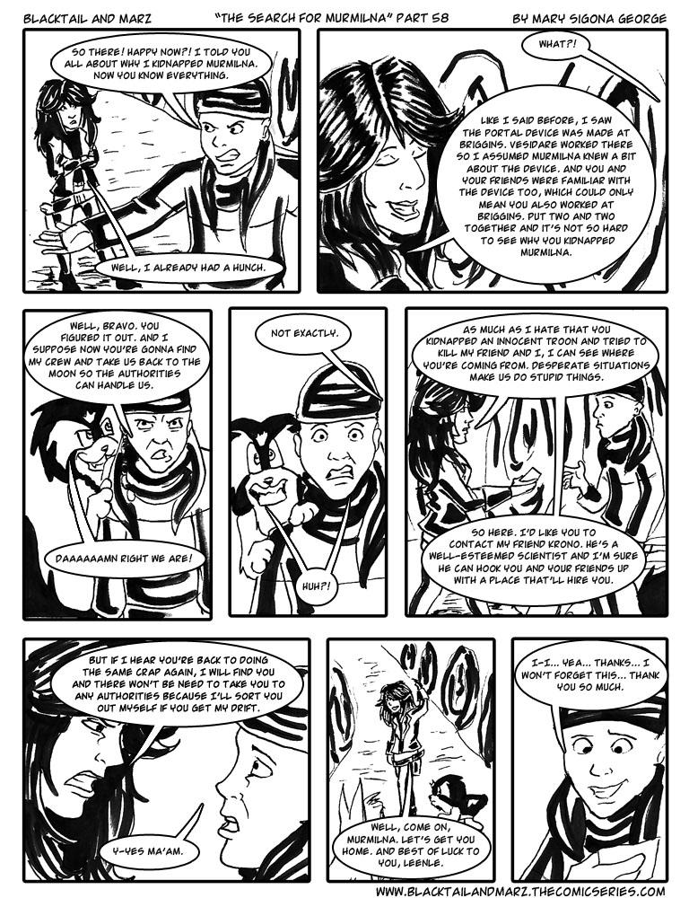 The Search for Murmilna (Part 58)