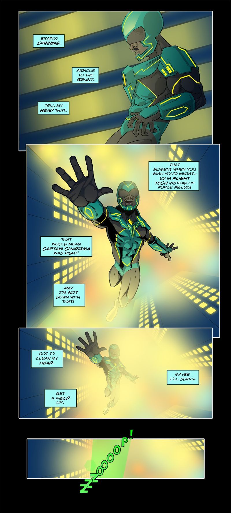 Issue #7 - Page 12
