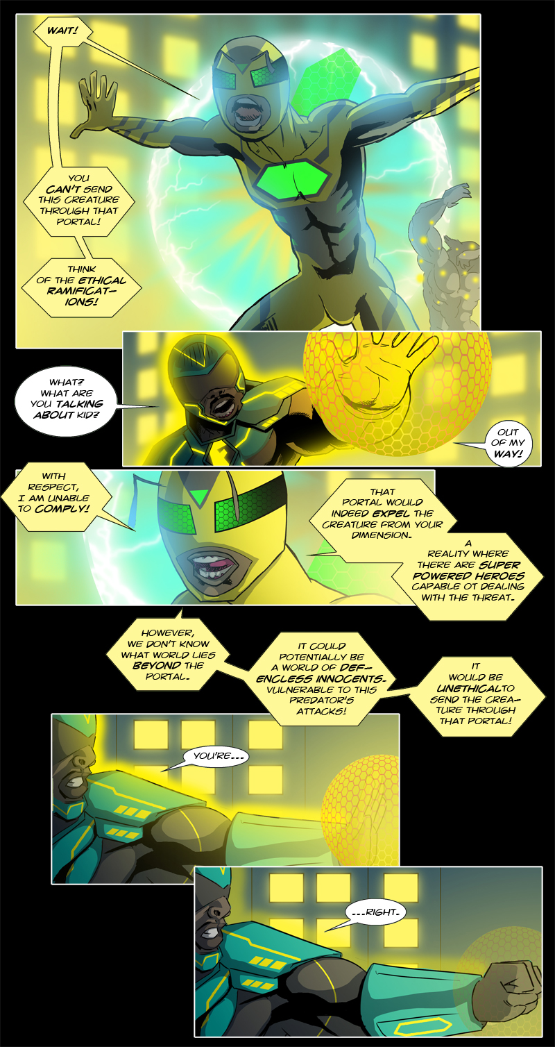 Issue #7 - Page 18