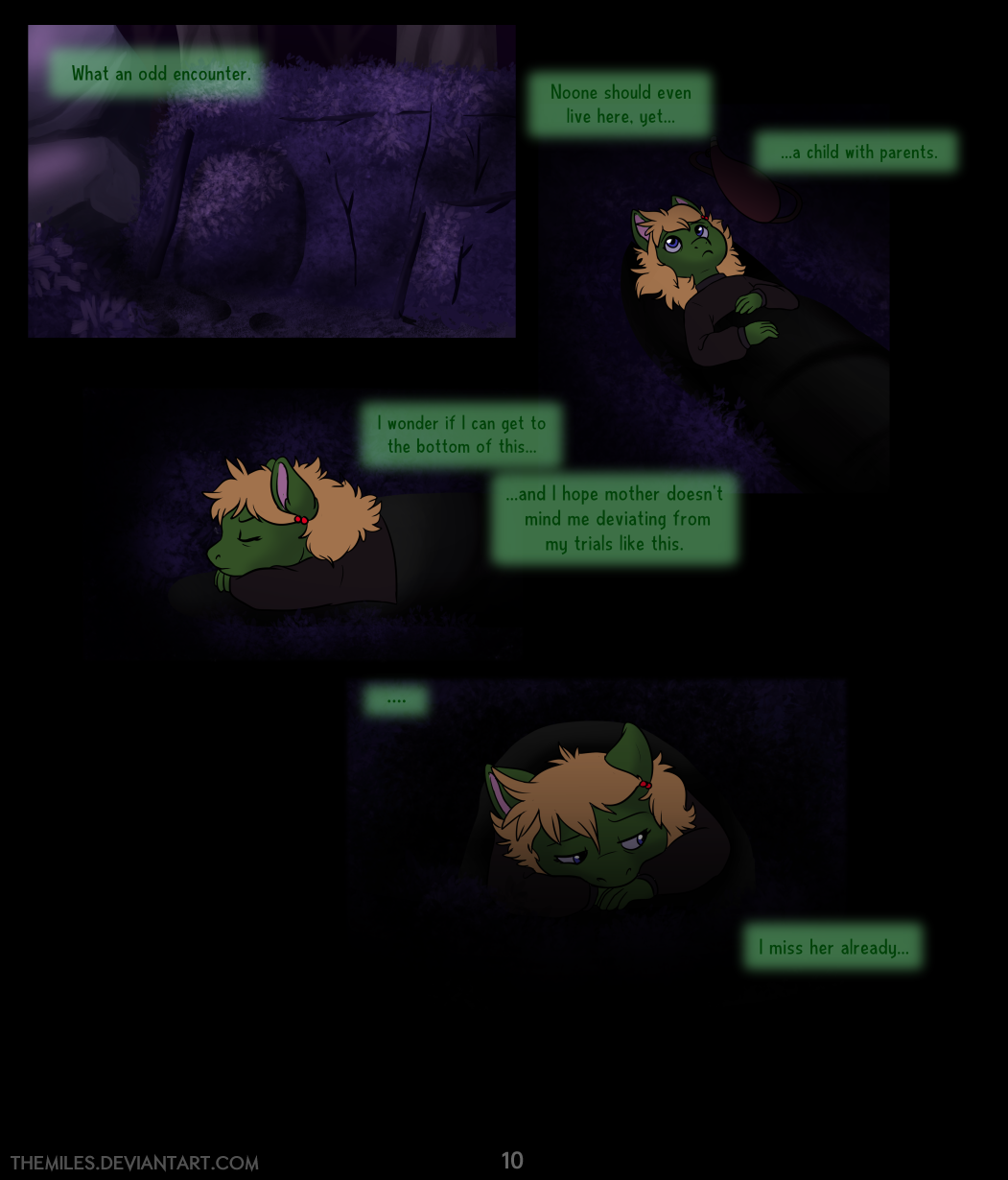 Tales of Aer - Second Tale, Page 10