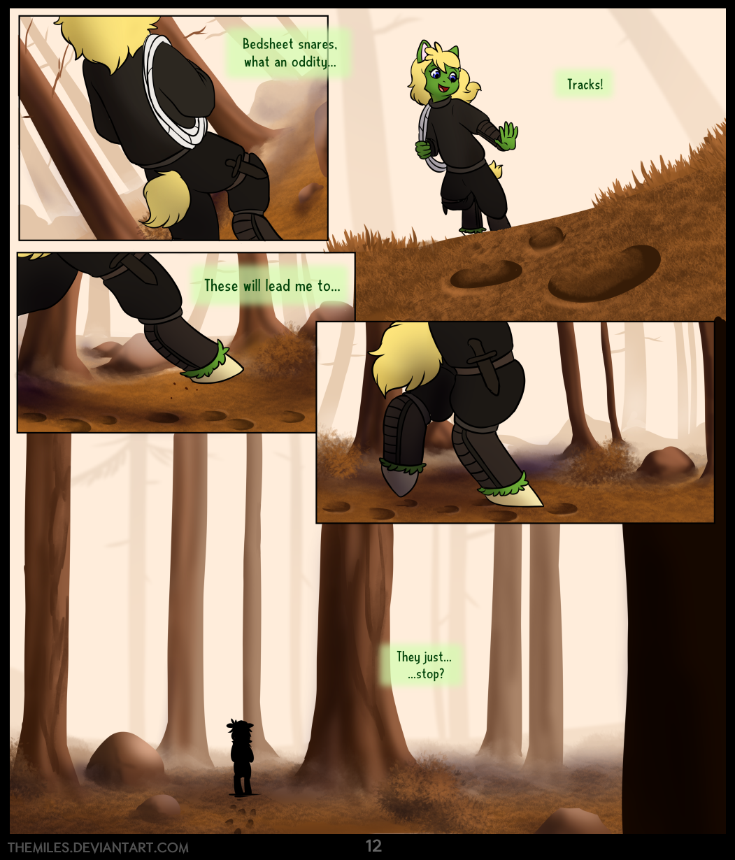 Tales of Aer - Second Tale, Page 12