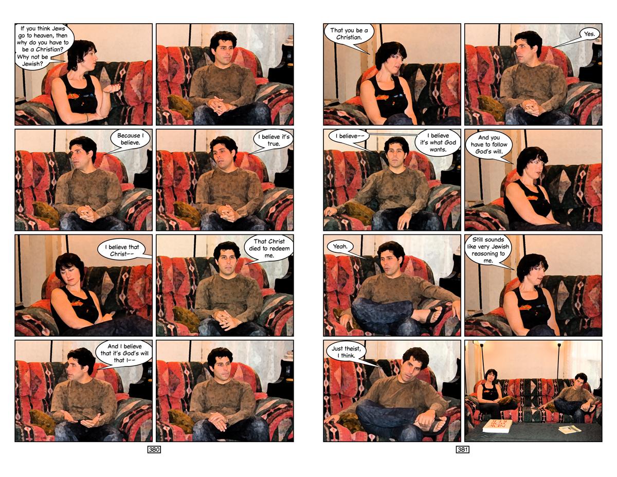 Happenstance pp380-381