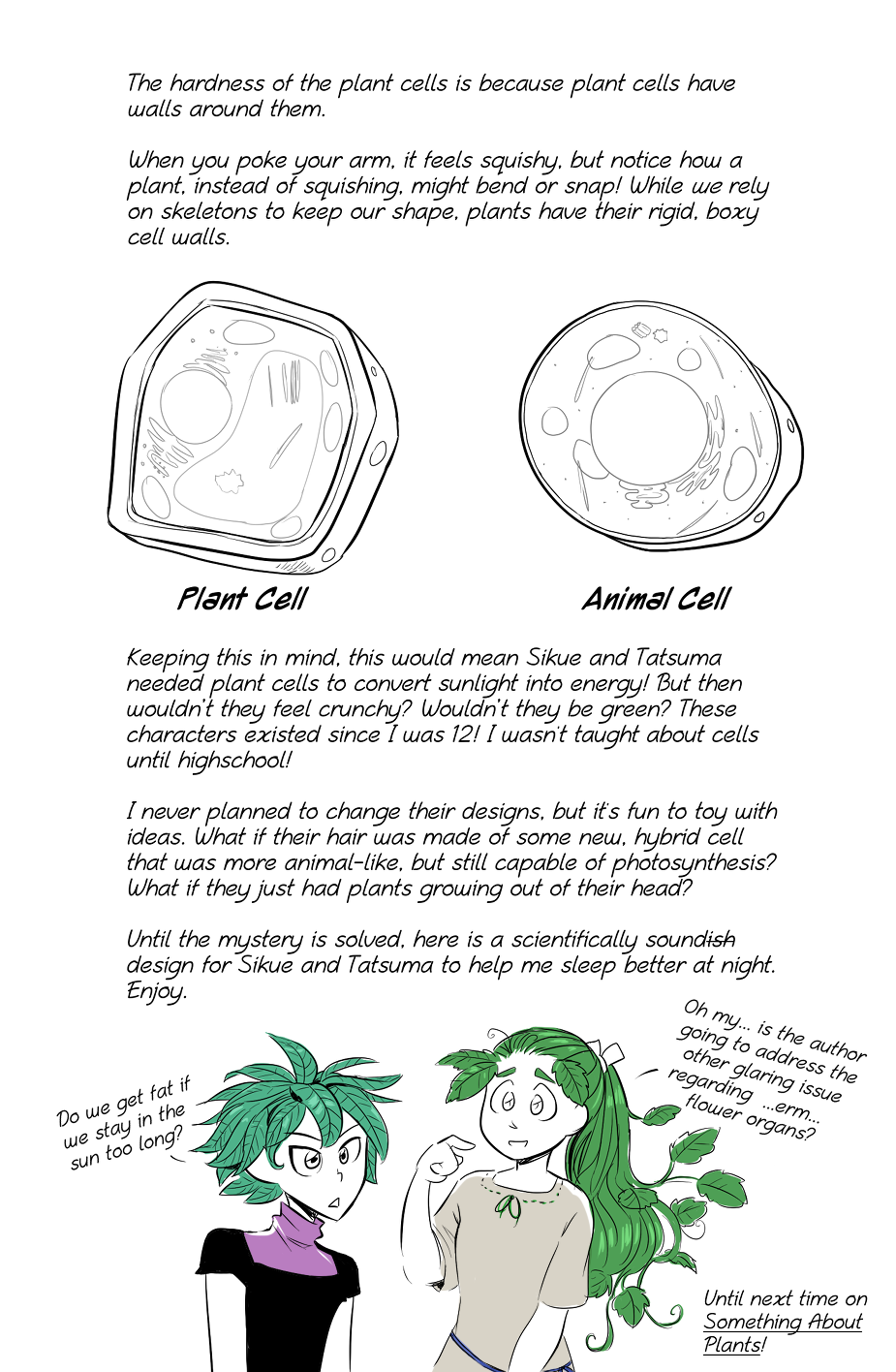 Something About Plants 2 (Extra)