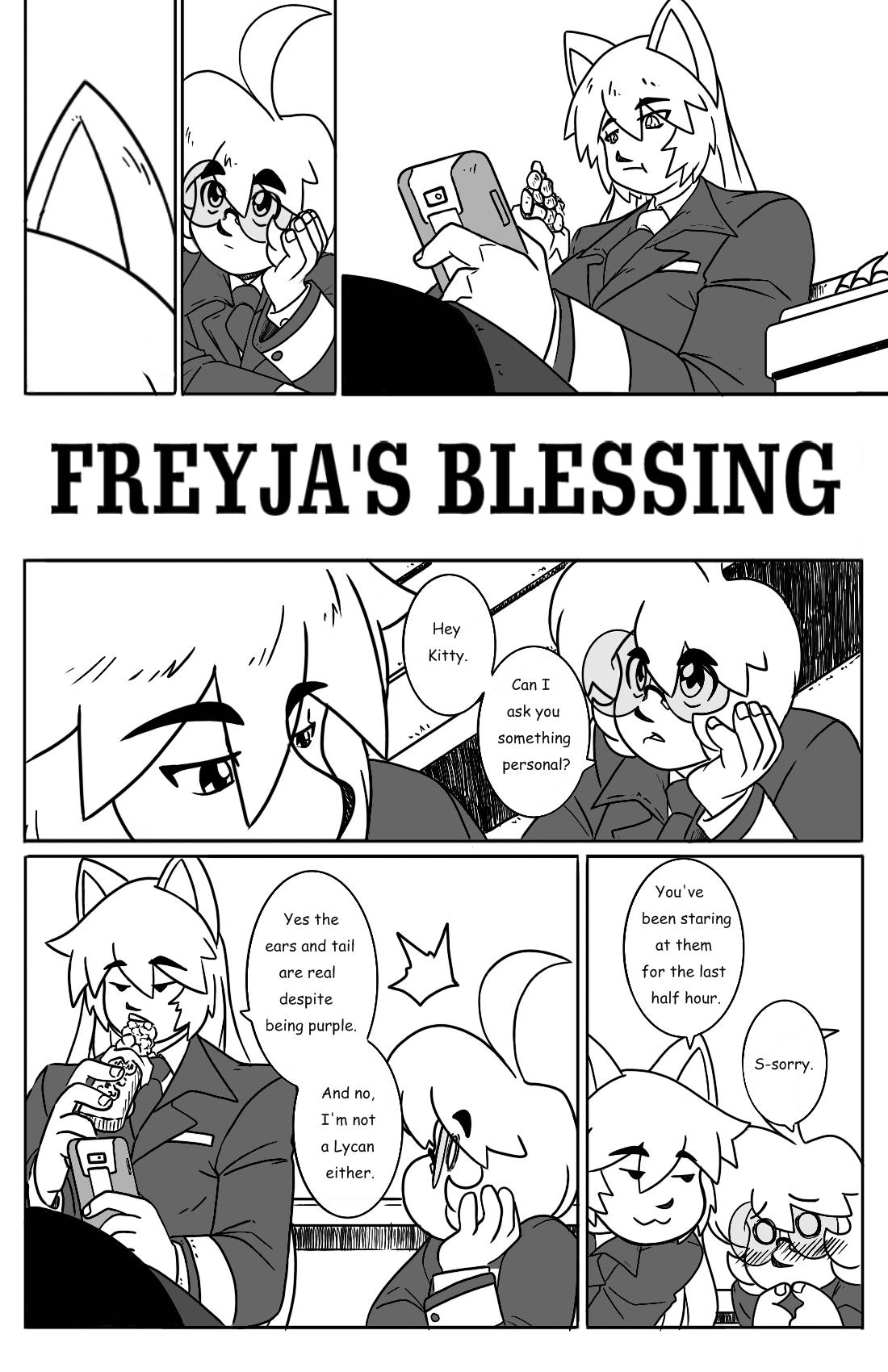 Freyja's Blessing
