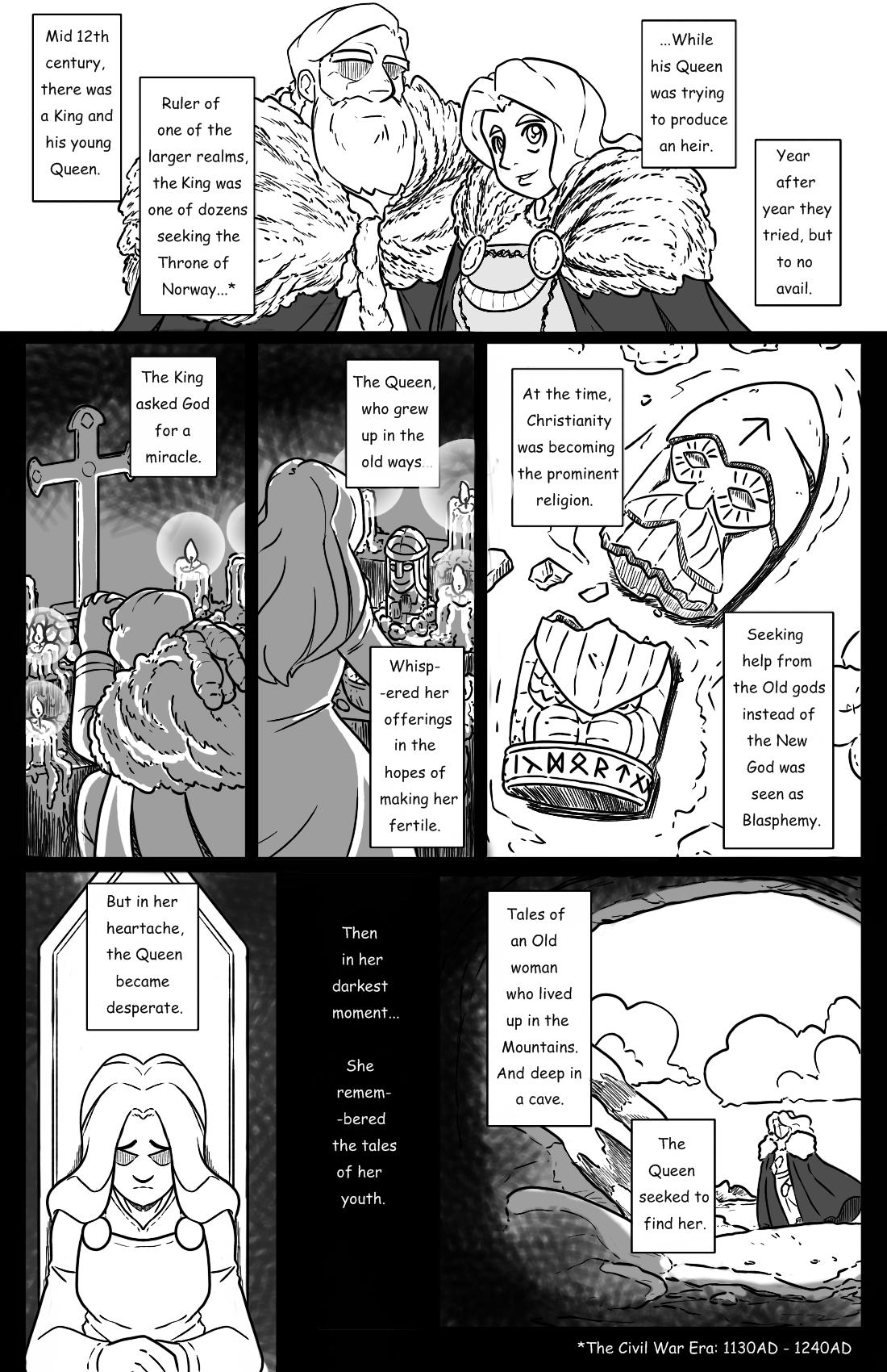 Freyja's Blessing pg.3