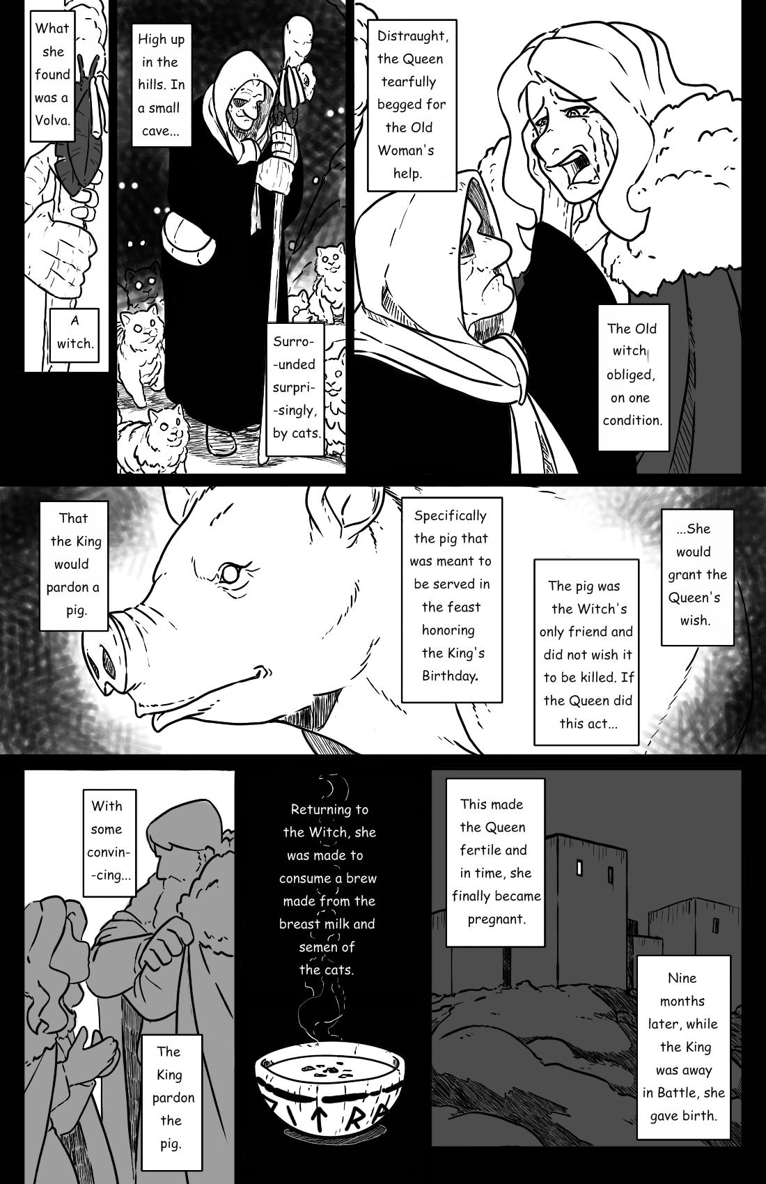 Freyja's Blessing pg.4