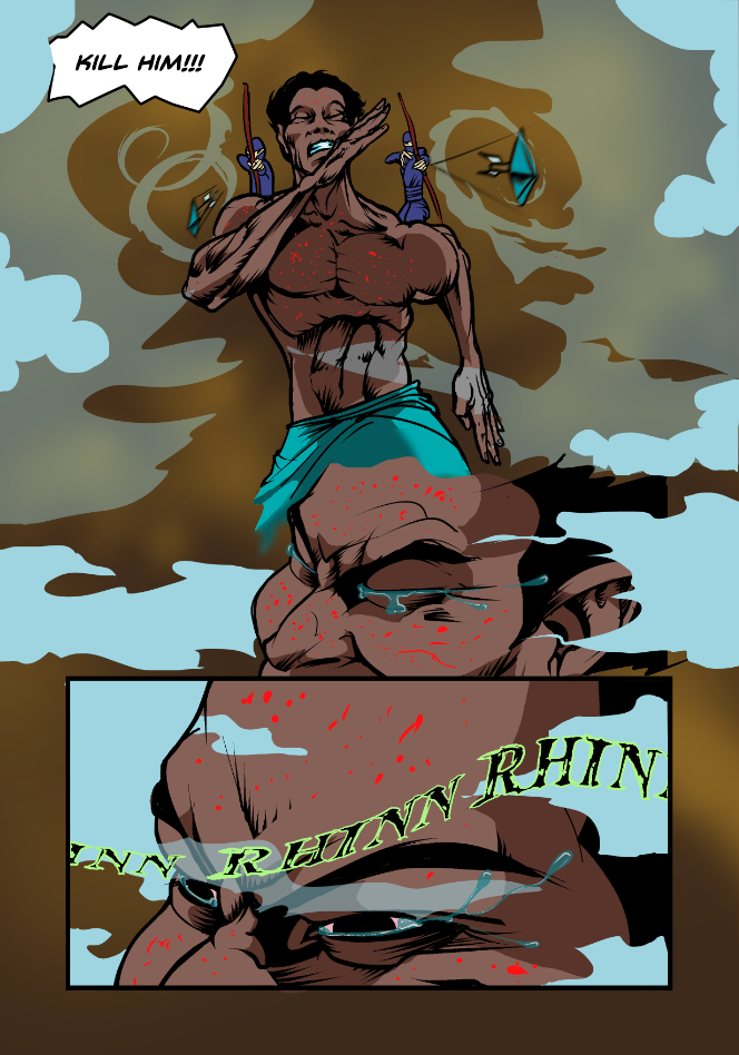 Prince of the Astral Kingdom Chapter 1 pg 79