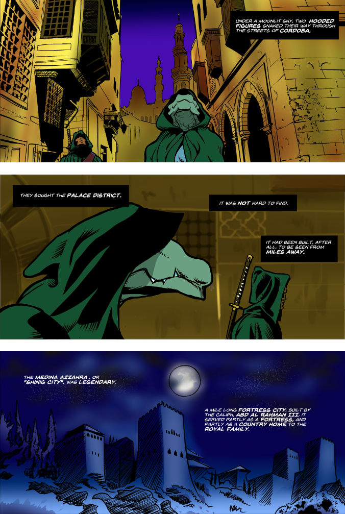Prince of the Astral Kingdom Chapter 1 pg 81