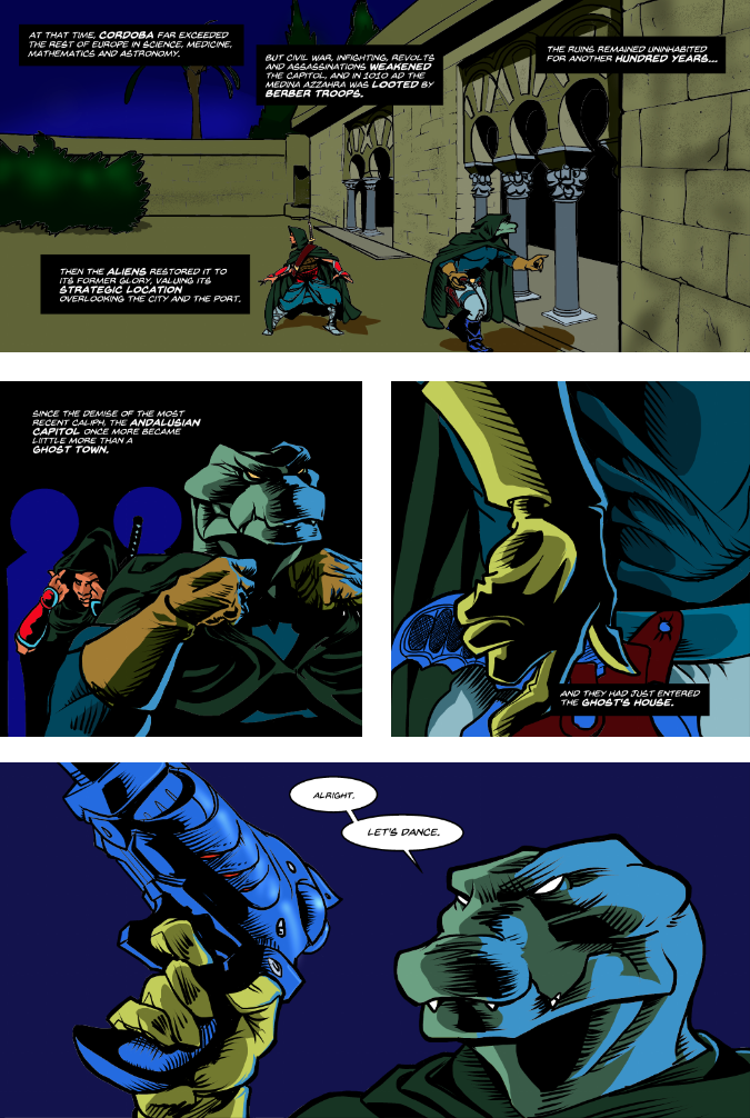 Prince of the Astral Kingdom Chapter 1 pg 82