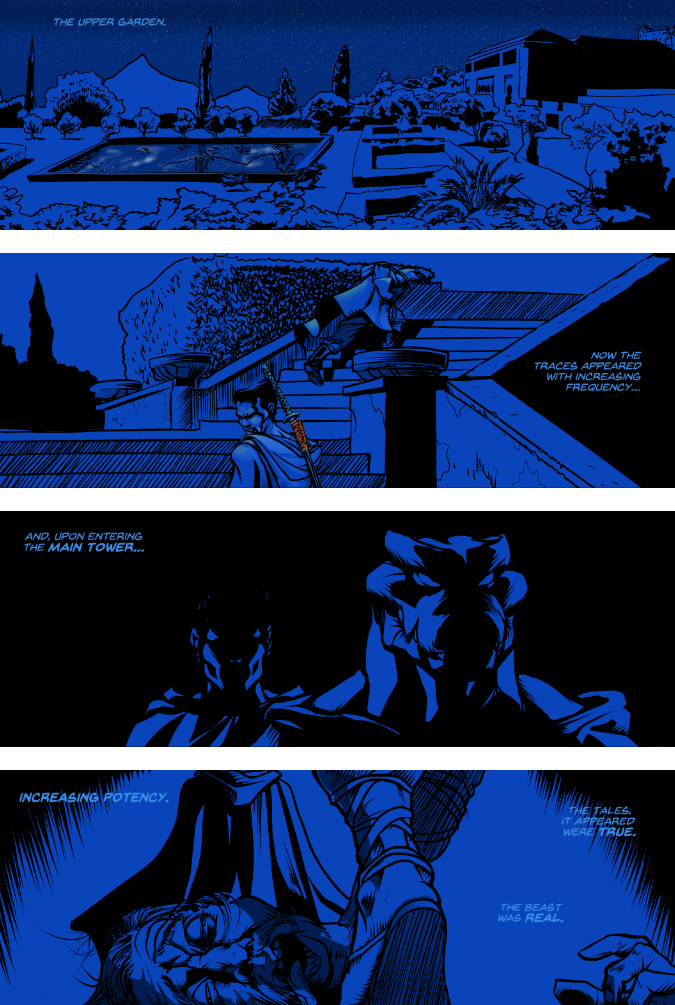 Prince of the Astral Kingdom Chapter 1 pg 85