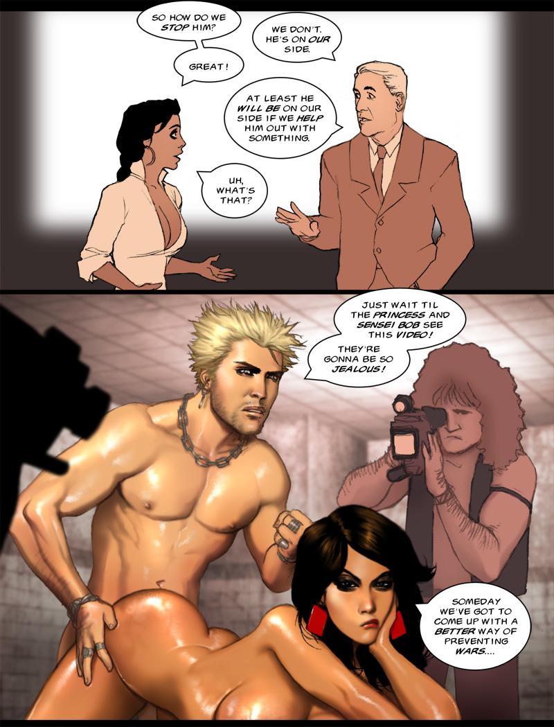 Agent Provocateur page 23