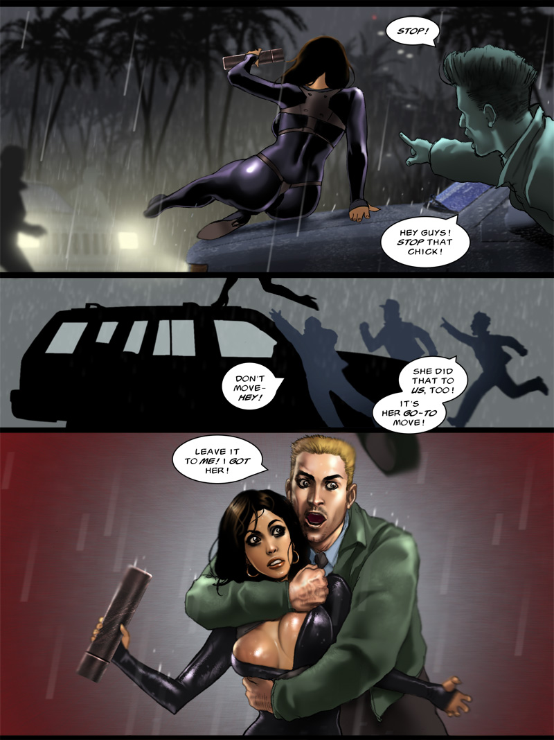 Slippery When Wet page 4