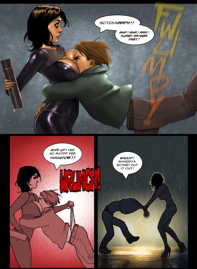 Slippery When Wet page 7