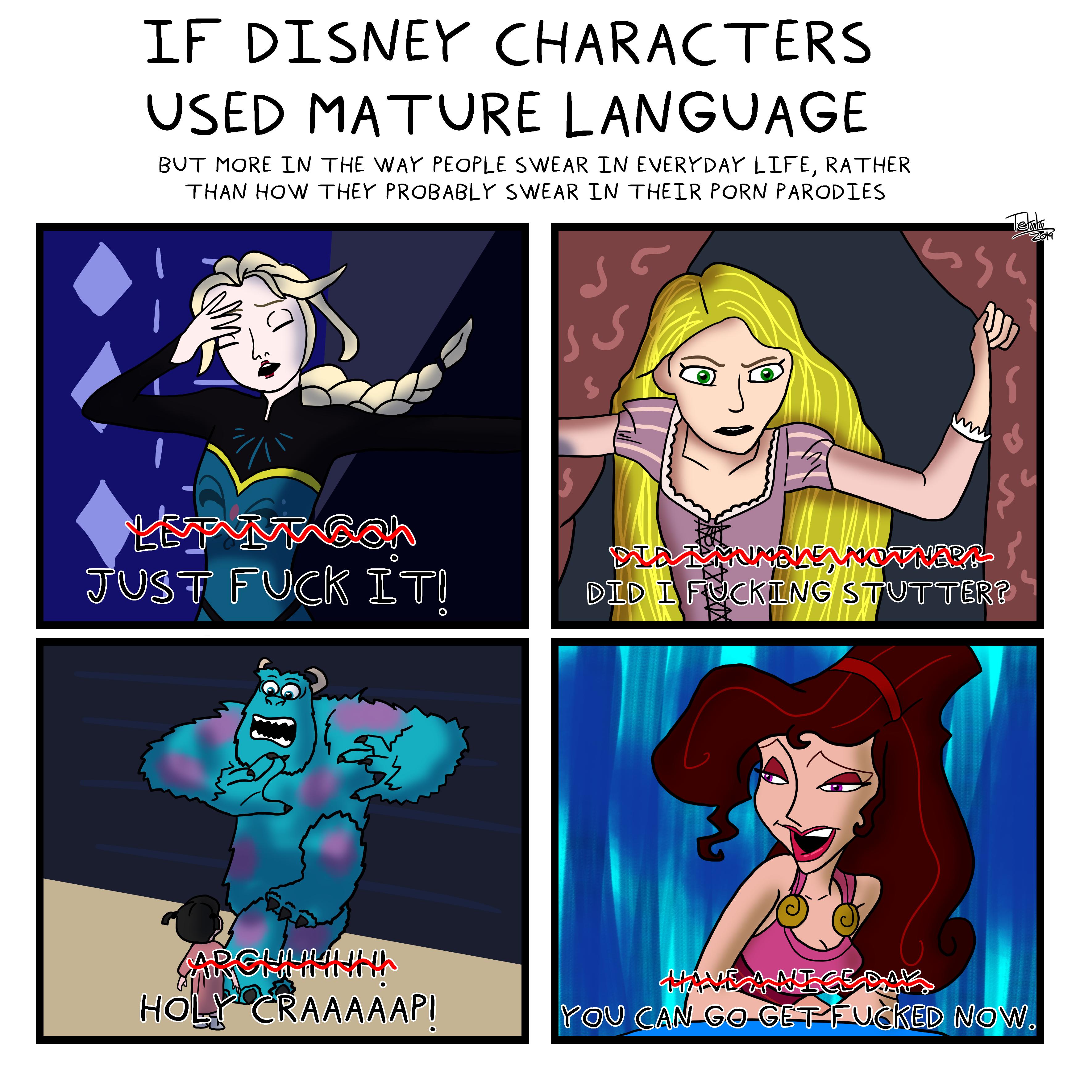 Mature Disney