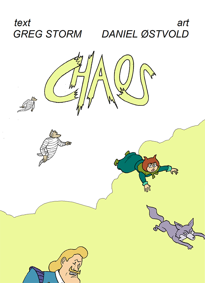 Chaos frontispiece