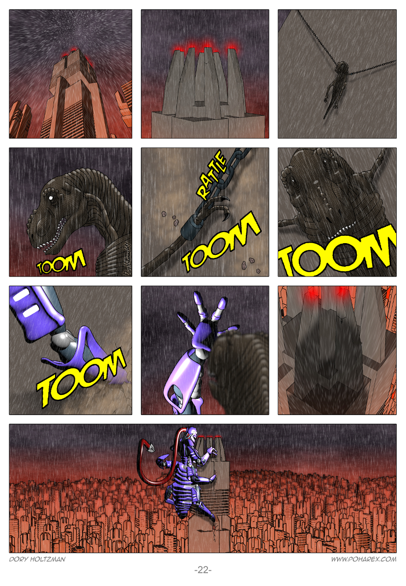 Poharex Issue #13 Page #22