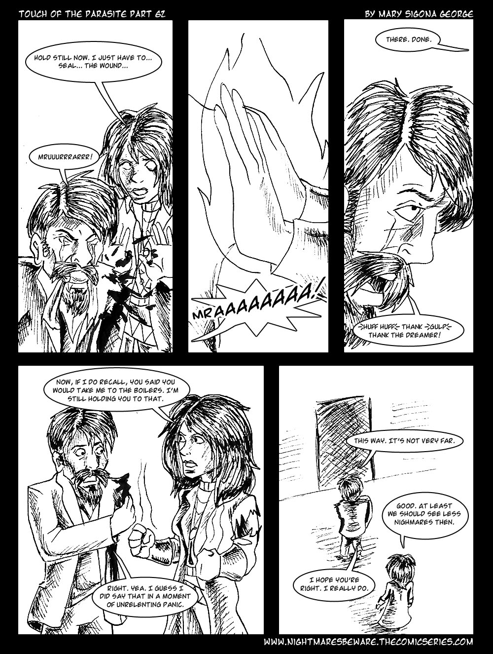 Touch of the Parasite: Part 62