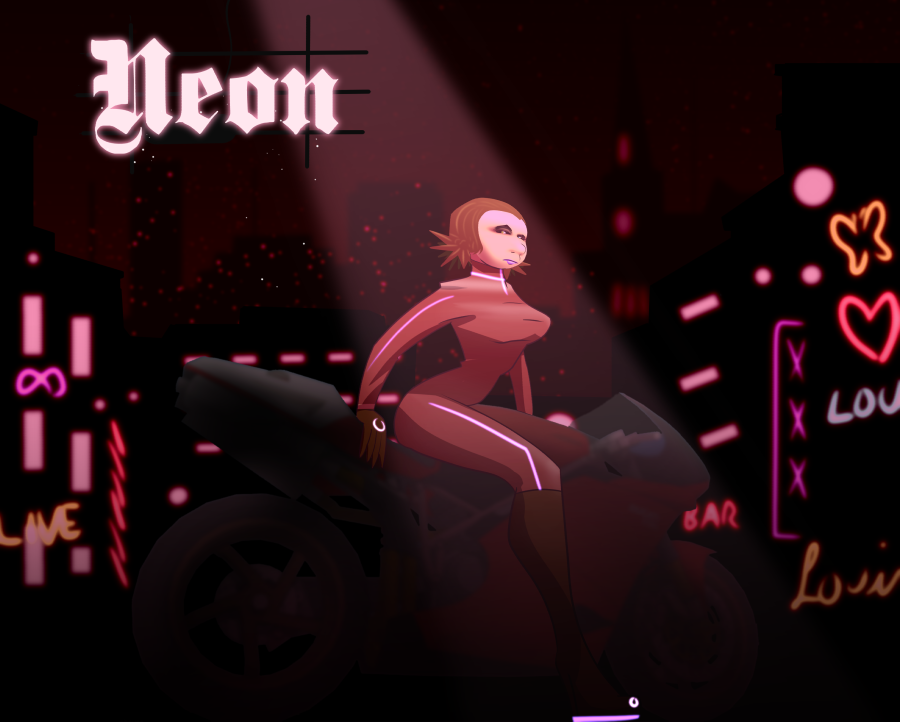 Neon (by lirvilas)