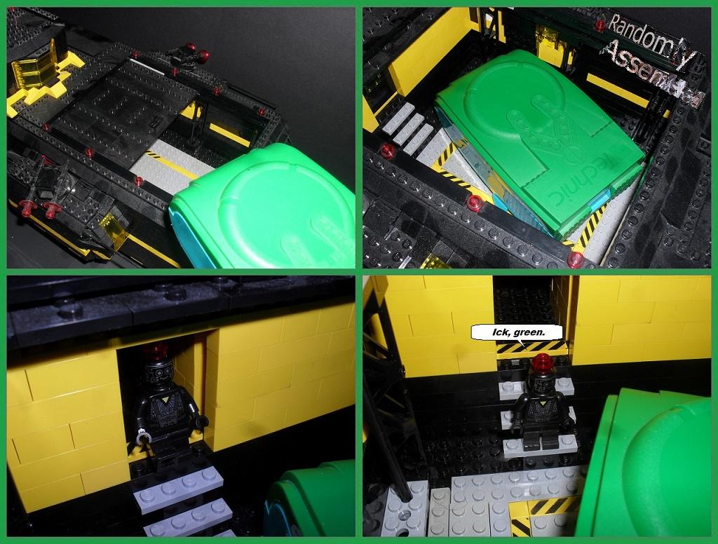 #1367-Green cruiser