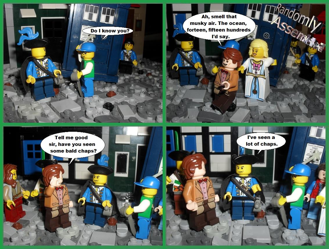 #1395-A pirate' headache Part 2